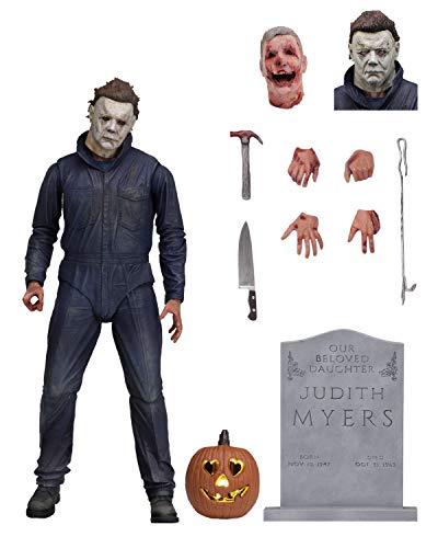 NECA - Figura di Halloween Ultimate Michael Myers, multicolore (NECA60687)