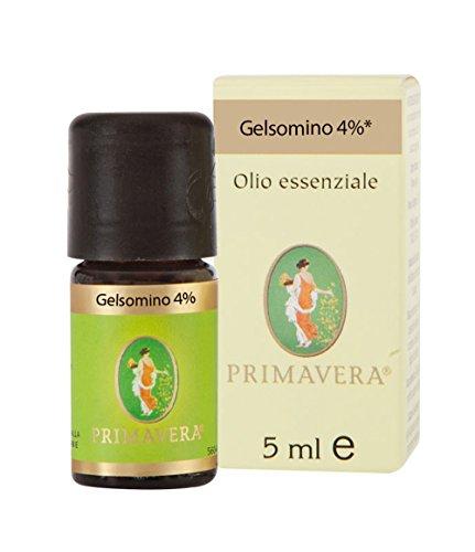 Flora Olio Essenziale di Gelsomino 4% - 5 ml