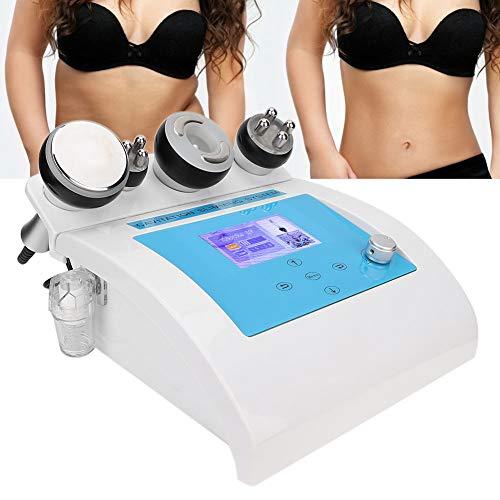 4 in 1 40K Ultrasuoni Cavitazione radiofrequenza Prodotto di bellezza Anticellulite Massaggiatore facciale Bruciare il grasso corporeo Corpo dimagrante Apparato per trattamento macchina (02)