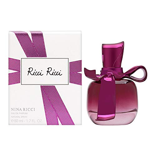 Nina Ricci 24915 Acqua di Profumo, 50 ml, Il pacchetto può variare
