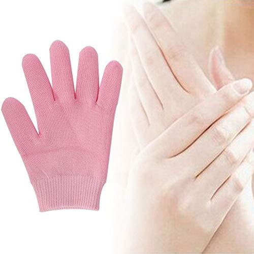 1 paio di guanti spa, guanti in gel, idratante maschera per mani asciutte maschera per handpeel guanti spa guanti idratanti