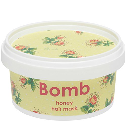 Bomb Cosmetics Honey Maschera per Capelli al Miele 210ml