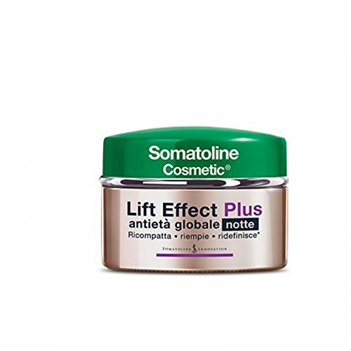 Somatoline Cosmetic Lift Effect Plus Notte - 50 ml