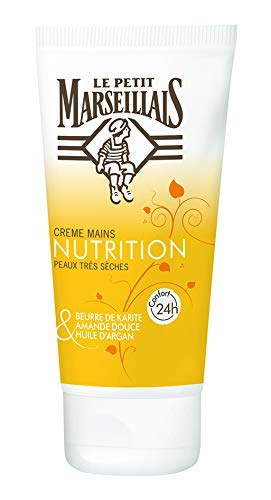 Le Petit Marseillais - Crema Mani - pelli molto secche nutriente - Tubo da 75 ml