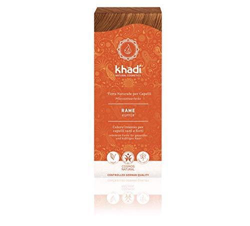 Khadi Bio - Colore vegetale capelli in polvere RAME