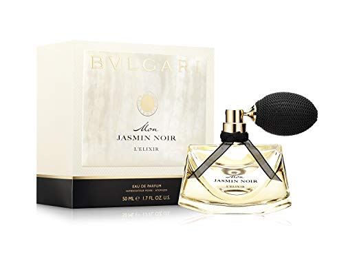 Bulgari Mon Jasmin Noir l'Elixir Profumo con Vaporizzatore - 50 ml