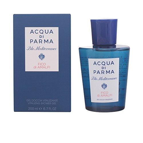 Acqua di Parma Blu Mediterraneo Fico di Amalfi, Gel Doccia Vitalizzante da Donna, 200 ml