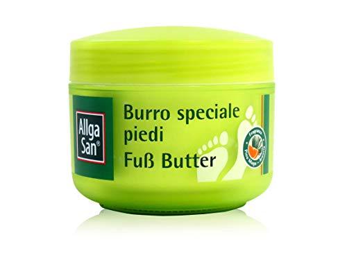 Naturwaren Italia Allga San, Burro Speciale per i Piedi, 200 ml