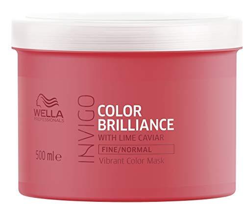 Wella Maschera Capelli Normali/Fini Colorati 500 ml