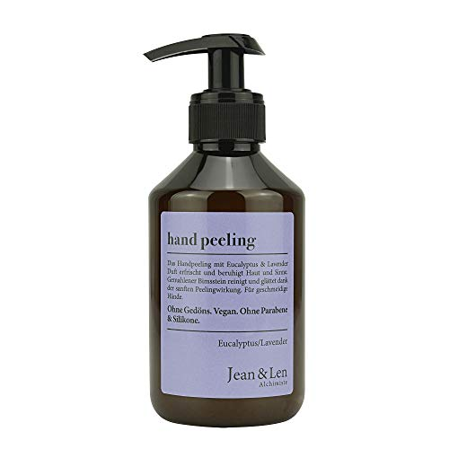 Jean & Len Handpeeling 2802101000 - Eucalipto e lavanda, 250 ml