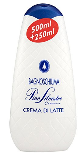 Pino Silvestre Bagnoschiuma Crema Di Latte 750 Ml