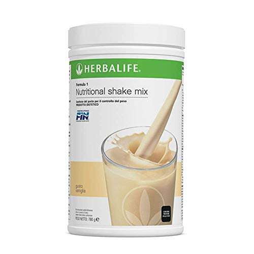 HERBALIFE FORMULA 1 NUTRITIONAL SHAKE MIX VANIGLIA 780 GR