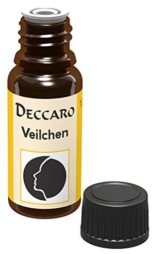 DECCARO Olio aromatico 'Viola', 10 ml (olio profumato)