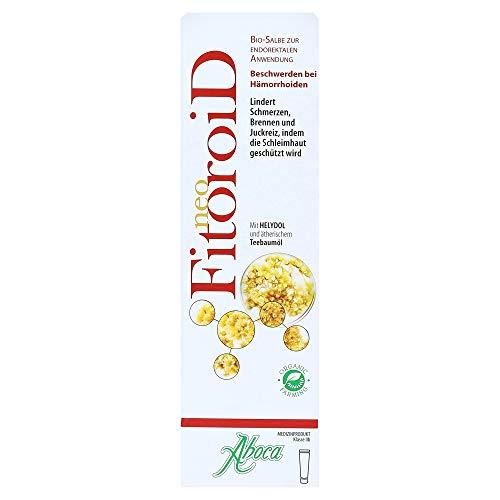 ABOCA - NEOFITOROID BIOPOMATA ENDORETTALE 40 ML