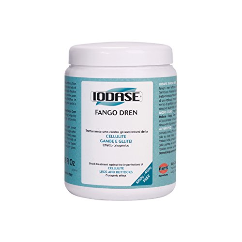 Iodase Fango Tecnico Dren Anticellulite Cosmetico - 1400 gr