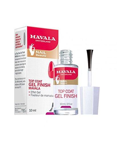 Farmacia Tolstoi_Mavala Top Coat Gel Finish 10ml