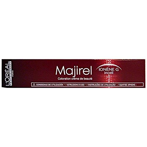 L'Oréal Majirel Colorazione per capelli, 5.1 Castano Chiaro Cenere, confezione da 50ml
