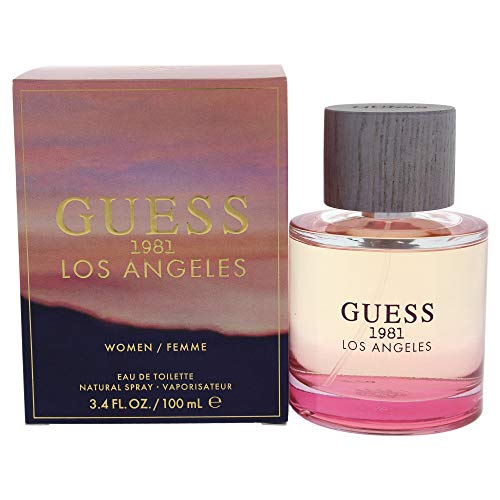 Guess 1981 Los Angeles by Guess Eau De Toilette Spray 3.4 oz / 100 ml (Women)