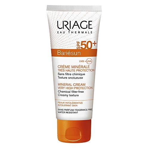 Uriage Bariesun Crema Minerale Spf50+ - 100 Ml