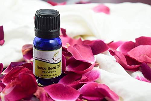 SVATV Olio Essenziale 10 ml (1/3 oz) Terapeutico Grado Aromaterapia Olio Essenziale (vinacciolo)