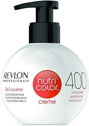 Revlon Professional Nutri Color Crema di Ritocco, Tangerine, 400 ml