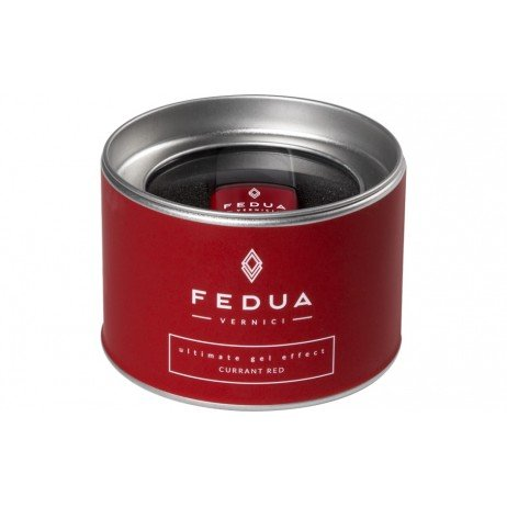 FEDUA Vernici - Smalto per unghie CURRANT RED