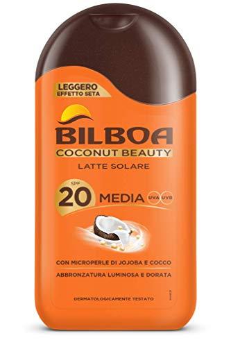 Bilboa Coconut Beauty Latte Solare SPF 20-200 ml