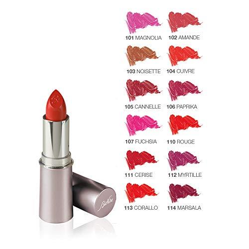 BioNike Defence Color Rossetto Colore Intenso (Colore N.104 Cuivre) - 3.4 gr.