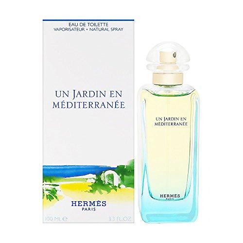 Hermes Un jardin en méditeranée, Eau de toilette spray per donna, 100 ml