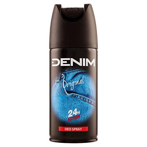 Denim Deo Spray Original, 150 ml, 1 pezzo