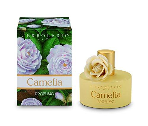 L 'erbolario camelia Eau de Parfum (edizione limitata), 1er Pack (1X 50ML)