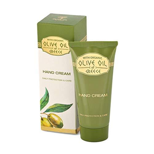 BioFresh - Crema per le mani con olio d'oliva – Crema per le mani protection & care olio d'oliva di Greece 50 ml