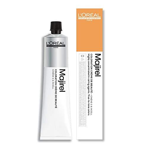 L'Oréal Majirel Colorazione per capelli, 6.3 Biondo Scuro Dorato, confezione da 50ml