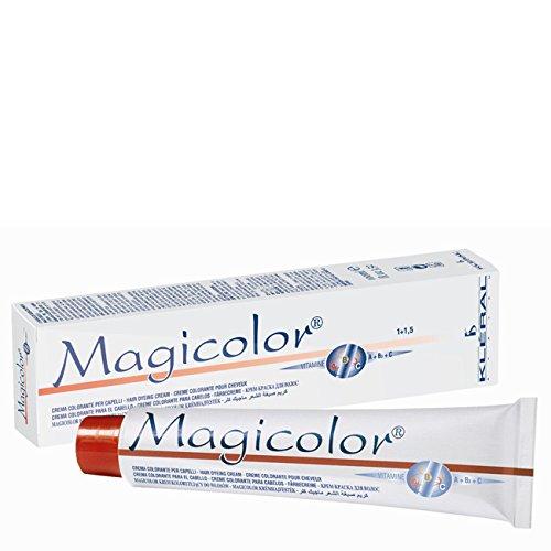 Magicolor, tinta permanente per capelli, 6.35Biondo scuro/Tabacco caldo 100 ml kleral System