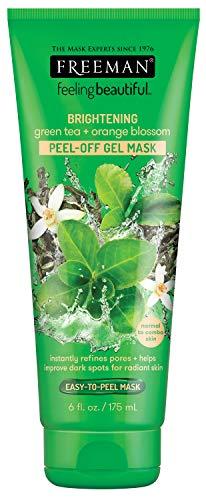 Freeman Feeling - Maschera in gel per tè verde e fiori d'arancio, 175 ml