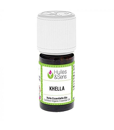 Huiles & Sens - Khella essential oil (organic) - 2 ml [Personal Care] by Huiles & Sens