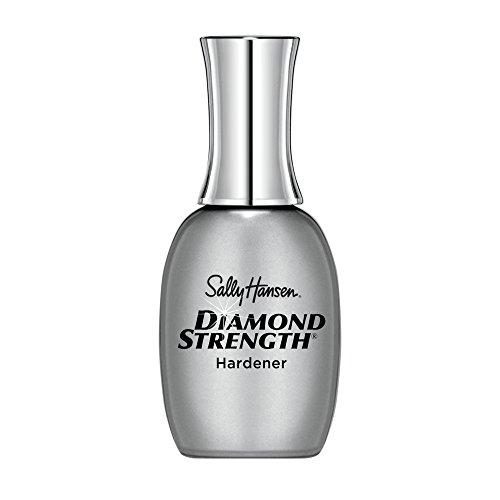 Sally Hansen - Trattamento Rinforzante Diamond Strength per Unghie Deboli - Base Coat Indurente con Micro Diamanti e Titanio - 13,3 ml