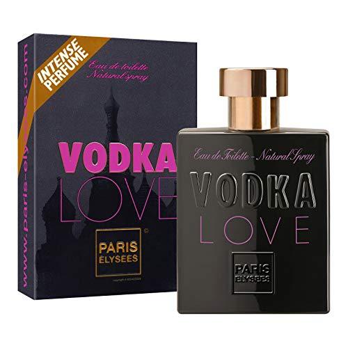 Vodka Love parfum 100ml Eau de toilette Femme/Donna Paris Elysees Fruttata