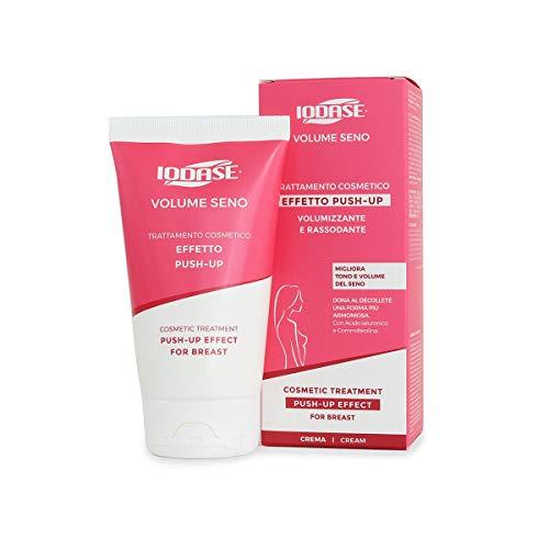 Iodase Volume Seno Crema ad effetto push up e volumizzante per il seno - 150 ml