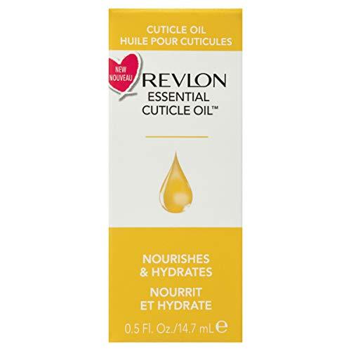 Revlon Essential Cuticle Oil Nourishes & Hydrates - 14.7 Ml