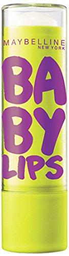Maybelline New York Baby Lips Balsamo Labbra, Mint Fresh