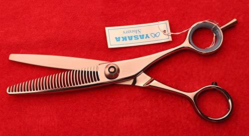 Yasaka YS30S forbici per capelli texturizzanti 10% Cobalto ATS314 Vite Regolabile