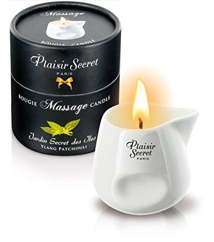 Plaisir Secret, Candela da Massaggio, Ylang Patchouli, 80 ml