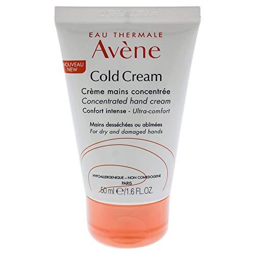 AVENE Cold Cream Crema Mani Concentrata, 50 ML