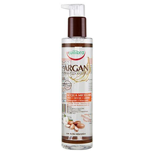 Equilibra Argan Acqua Micellare, 200 ml
