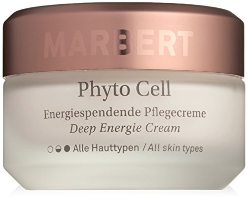 Marbert Phyto femme cellulare / donne Crema energia profonda Tutti i tipi di pelle, 1er Pack (1 x 50 ml)