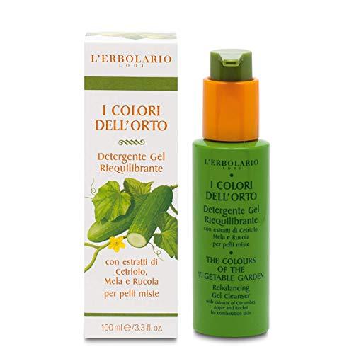 Detergente Gel Riequilibrante I Colori dell'Orto Verde 100 ml
