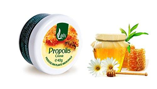 Crema Di Propoli, Ricca Di Antiossidanti, Seborrea, Psoriasi, Eczema, Acne, Dermatite Seborroica, Pelle Grassa, 40gr