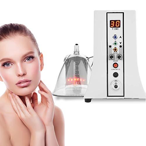 Vogvigo - Macchina multifunzionale per la terapia a vuoto,Dispositivo di coppettazione elettrica per drenaggio linfatico,Dimagrante,Strumento di bellezza per il miglioramento del seno con 32 tazze
