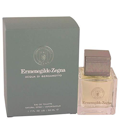 Ermenegildo Zegna Acqua di Bergamotto Eau de Cologne, Uomo, 50 ml